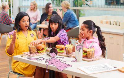 Kid friendly restaurants in Burbank