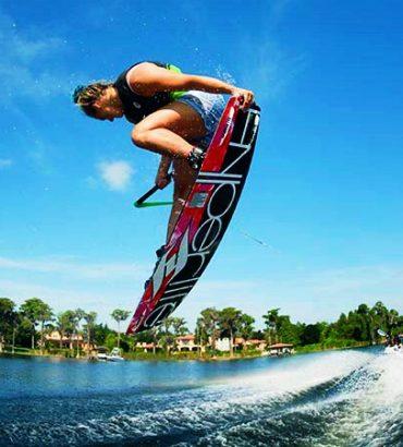 Top Australian Female Wakeboarders