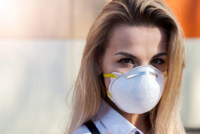 medical grade N95 face mask